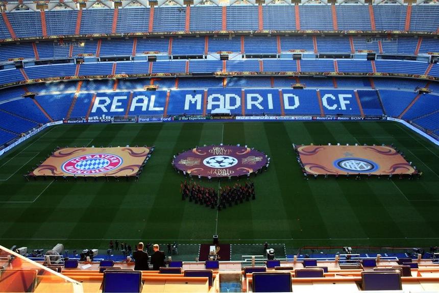 Bittner Audio Und Bose Im Heimstadion Von Real Madrid