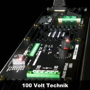 100 Volt Technik